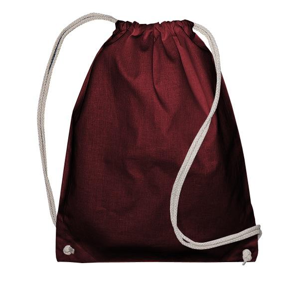 Jassz Väskor Lång ryggsäck (paket med 2) One Size Burgundy