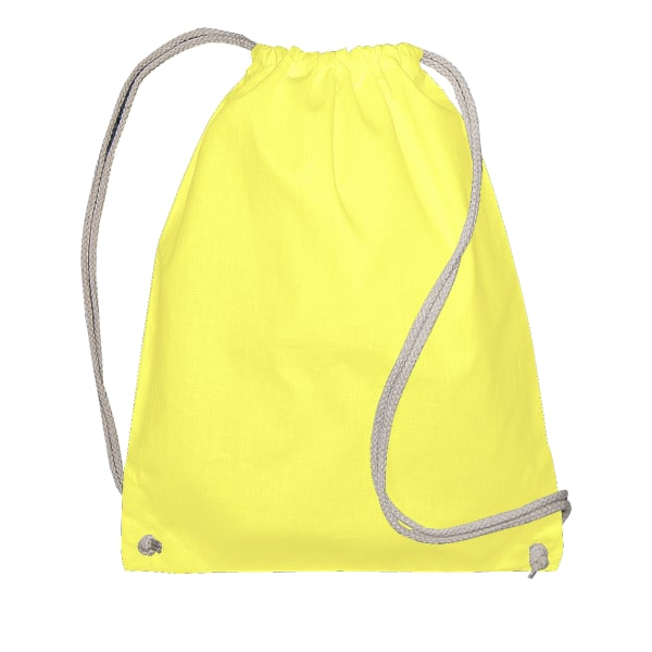 Jassz Väskor Lång ryggsäck (paket med 2) One Size Buttercup