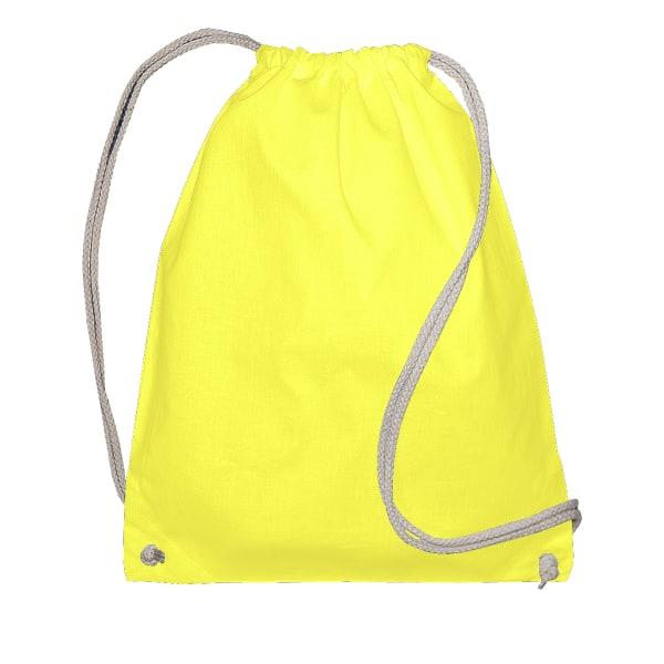 Jassz Väskor Lång ryggsäck (paket med 2) One Size Gul