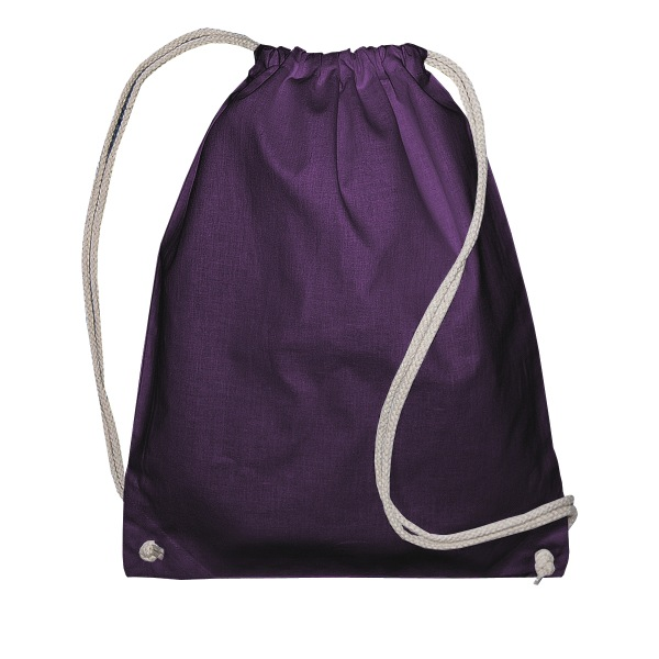 Jassz Väskor Lång ryggsäck (paket med 2) One Size Lila