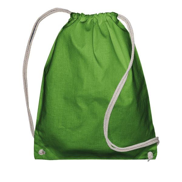 Jassz Väskor Lång ryggsäck (paket med 2) One Size Ljusgrön