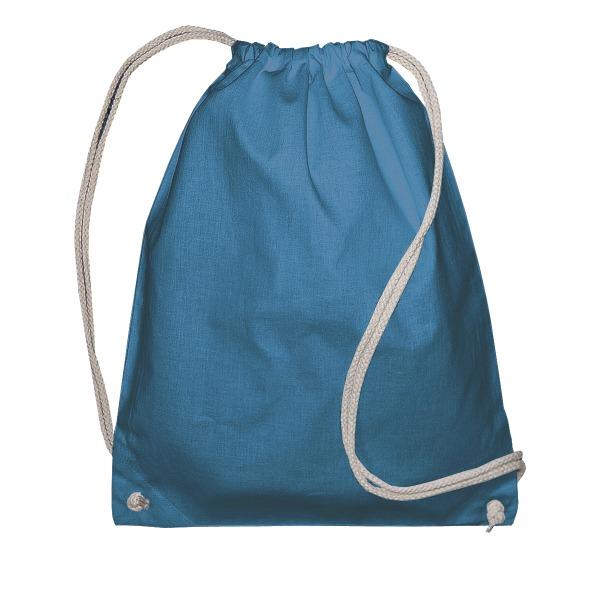 Jassz Väskor Lång ryggsäck (paket med 2) One Size Midblå