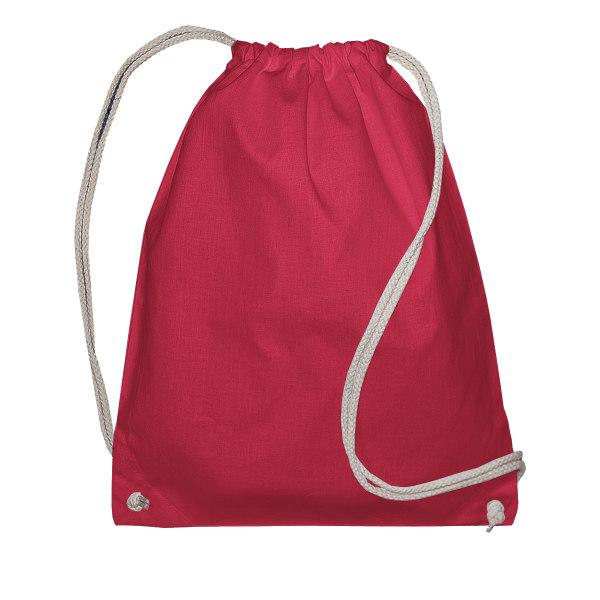 Jassz Väskor Lång ryggsäck (paket med 2) One Size Rouge Red