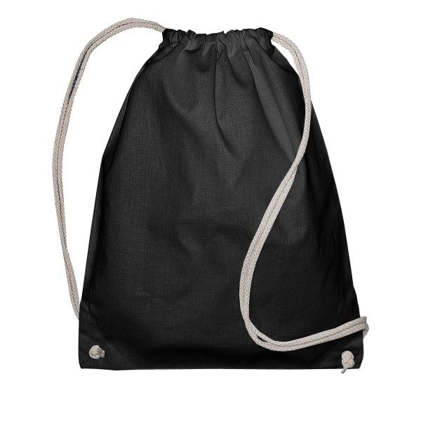 Jassz Väskor Lång ryggsäck (paket med 2) One Size Svart