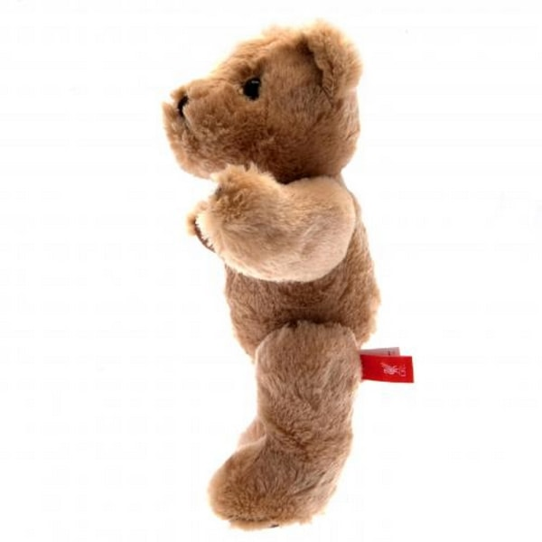 Liverpool FC George Bear Soft Toy One Size Brun