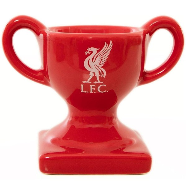 Liverpool FC Trophy Egg Cup One Size Röd
