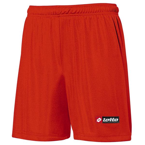 Lotto Fotbollshorts för herrar fotbollssport MB Flame Red