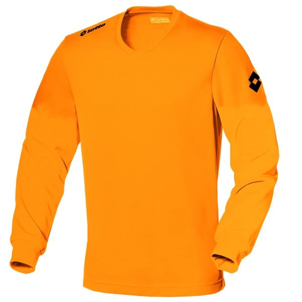 Lotto Herr fotbollströja långärmad Team Evo Sports V-skjorta M F