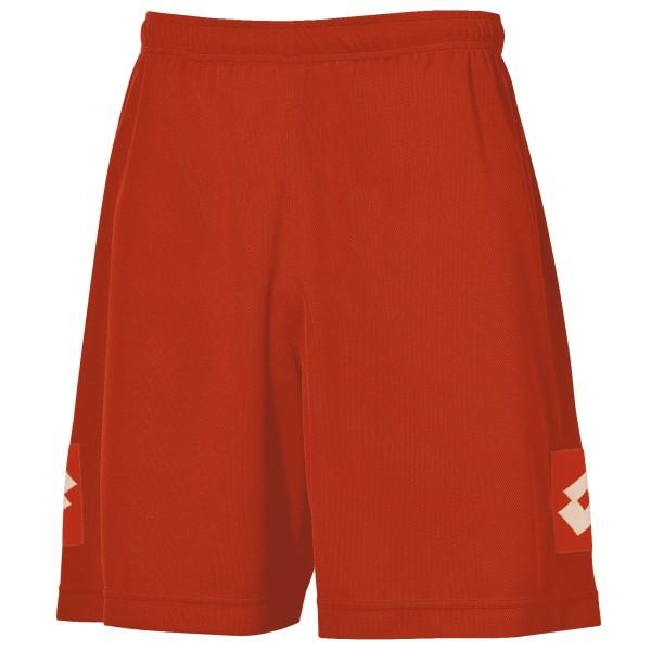 Lotto Herrfotbollsporthortshorts LB Flame Red