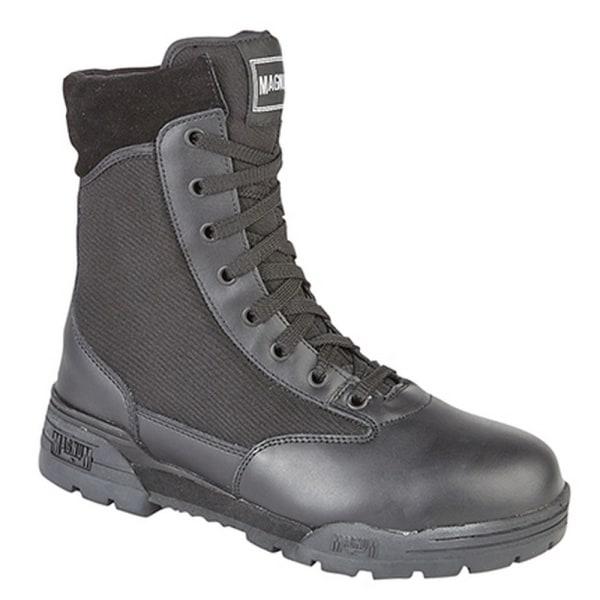 Magnum Herrar Classic Hardwearing Military Combat Boots 6 UK Sva Black 6 UK
