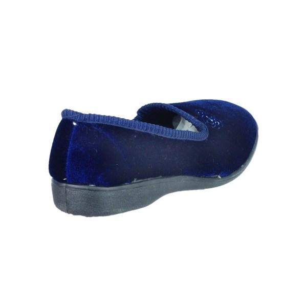 Mirak Simone Dam Slipper / Dam Slippers 4 UK Navy