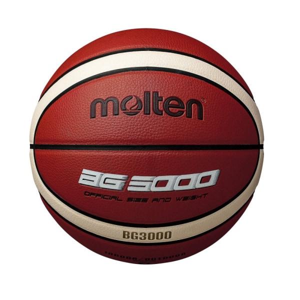 Molten 3000 basket 5 Tan / Vit