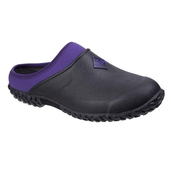 Muck Boots Damer / Muckster II trädgårdsskötsel 3 UK Black / Pur