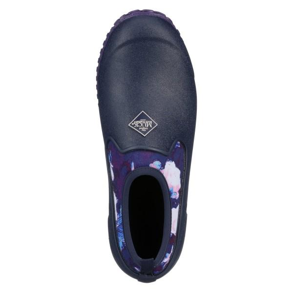 Muck Boots Kvinnors RHS Muckster II Slip On Shoes 9 UK Blå
