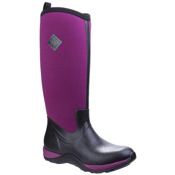 Muck Boots Unisex Arctic Adventure Pull On Wellington Boots 3 UK