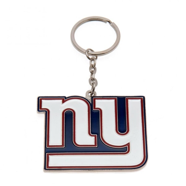 New York Giants Nyckelring One Size Vit