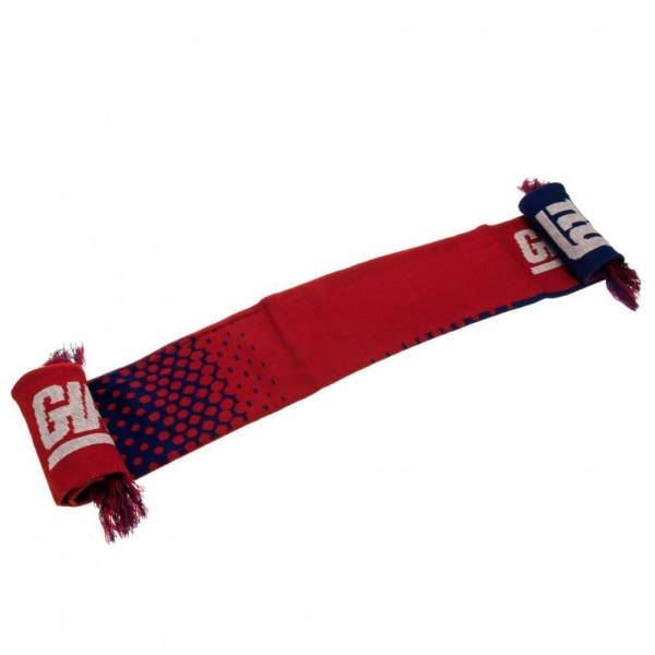 New York Giants Scarf One Size Red / Navy
