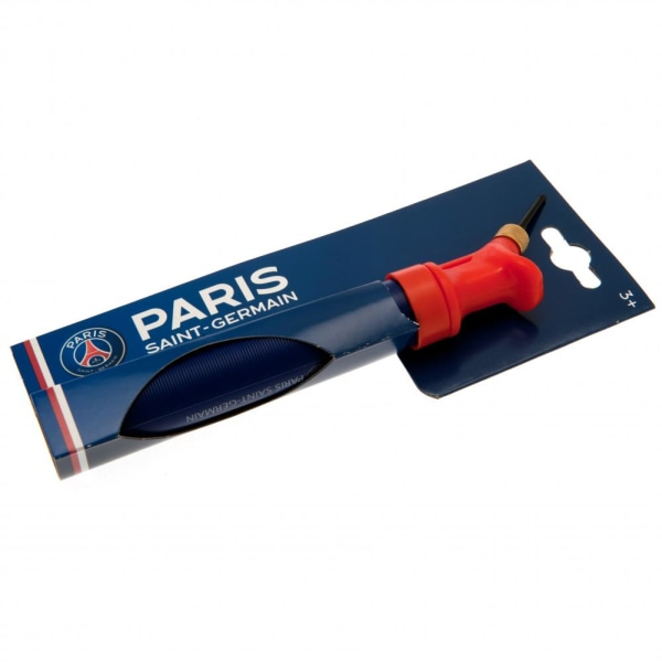 Paris Saint Germain FC Dual Action Football Pump One Size Blå