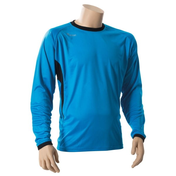 Precision Barns / barn Premier målvakt T-shirt M Elektriskt blå