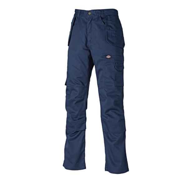 """Redhawk Mens Pro Work Wear Byxa (30 tum kort benlängd) 44"""" Marin"""