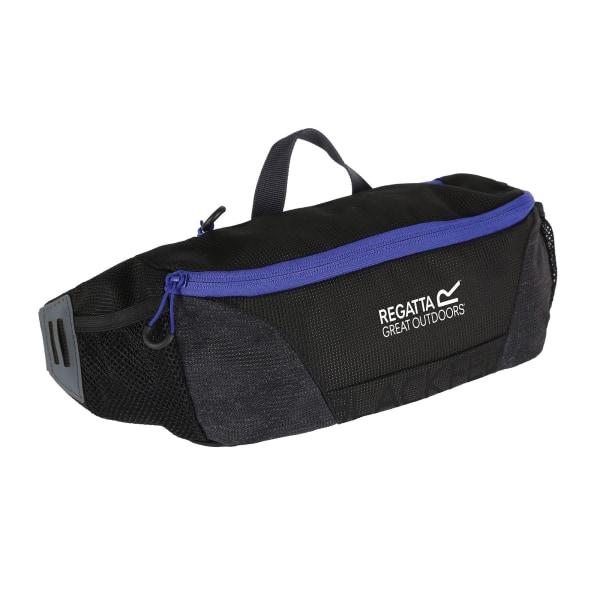 Regatta Blackfell III Hip Pack One Size Black / Surf Spray