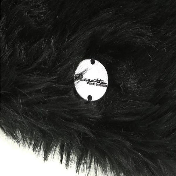 Regatta dam / dam Luz Faux Fur Trim Cotton Jersey Winter Bea