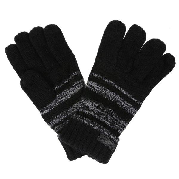 Regatta Great Outdoors Davion stickade handskar Mens L / XL Burgundy