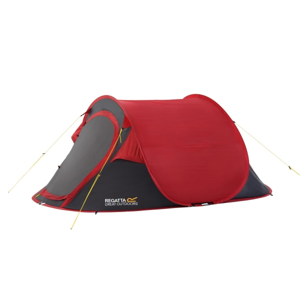 Regatta Great Outdoors Malawi 2 Man Pop Up Tent One Size Pepper /