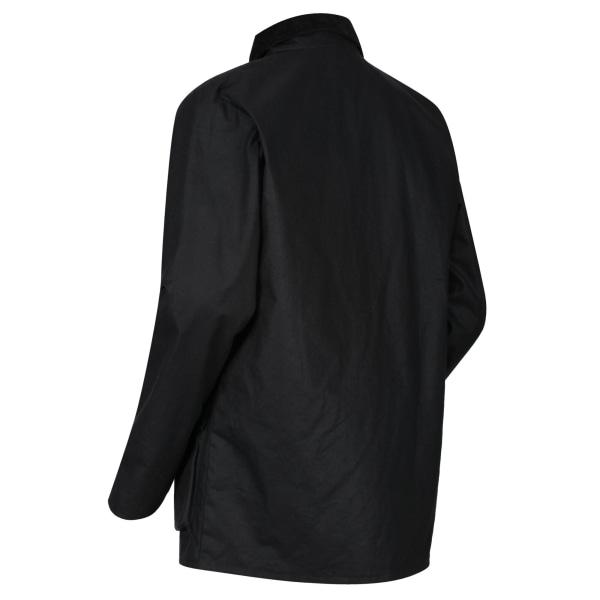 Regatta Herr Country Wax Jacket L Svart