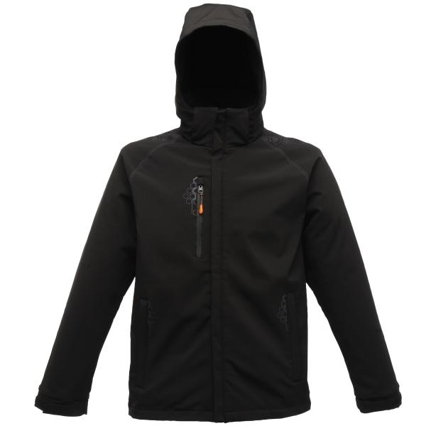 Regatta Mens Repeller X-Pro Softshell Jacket S Svart