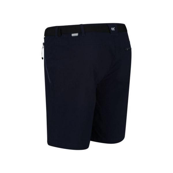 Regatta Mens Xert III Stretch Shorts 44in Marinblå