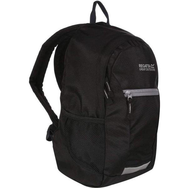 Regatta Jaxon III ryggsäck (10 liter) One Size Svart / Rock Grey