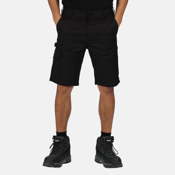 Regatta Mens Pro Cargo Shorts 42in Svart