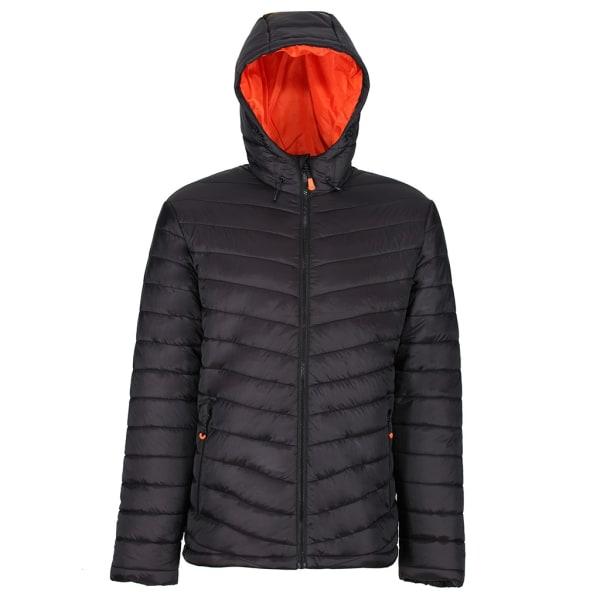 Regatta Mens Thermogen Powercell 5000 Warmloft Jacket 3XL Svart
