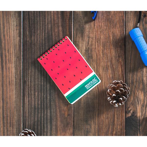 Regatta Vattentät anteckningsbok One Size Watermelon Print