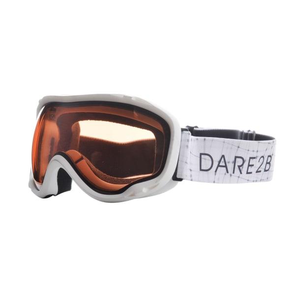 Regatta Vuxna Velose II Skidglasögon One Size White