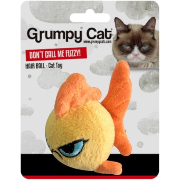Rosewood Grumpy Cat Don´t Call Me Fuzzy! Fiskkattleksak One Size