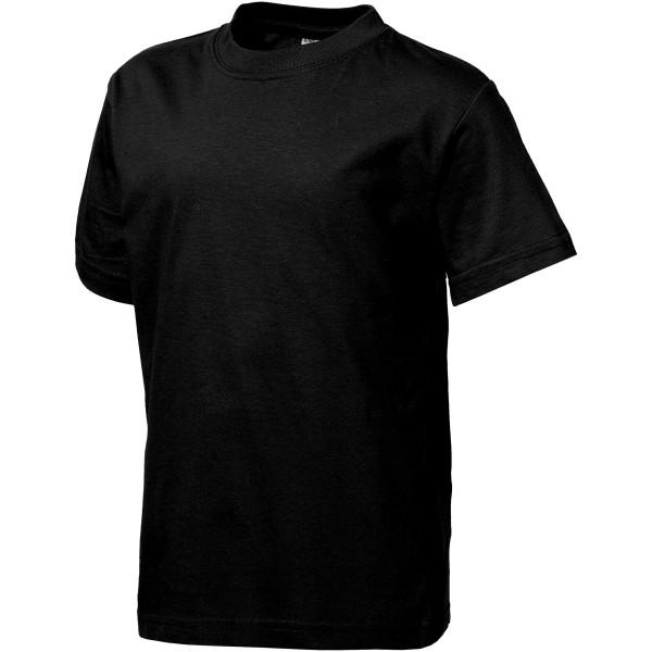 Slazenger T-shirt för kort ärm för barn / barn H152cm Massiv sva