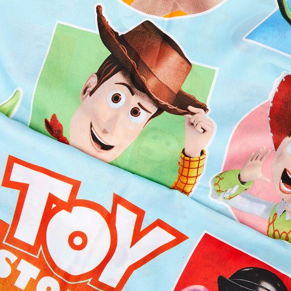 Toy Story Patches påslakanset Single Blå