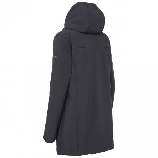 Trespass Womens / Ladies Kristen Longer Hooded Waterproof J
