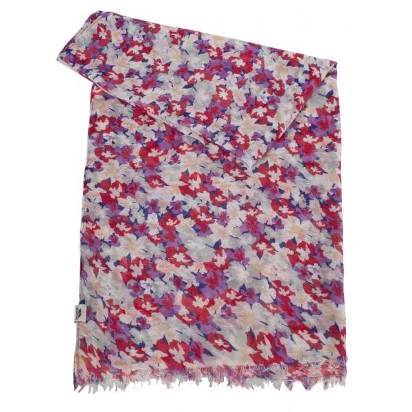 Trespass Kvinnor / damer blomstrar lättvävd halsduk One Size Blo