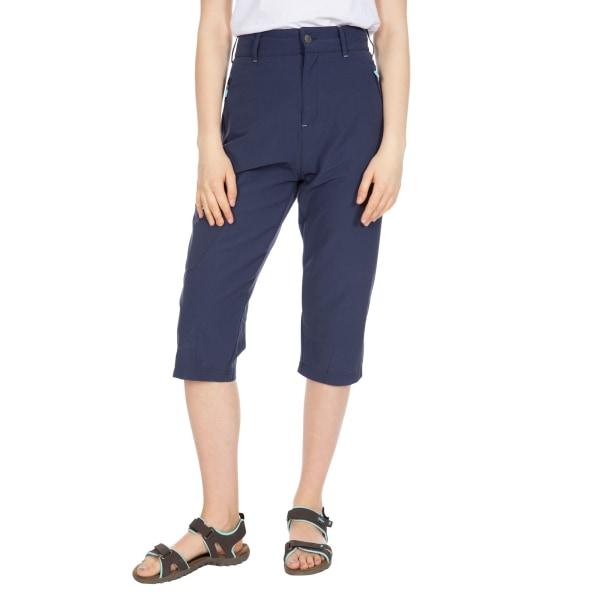Trespass Kvinnor / damer känner igen långa shorts M Marin