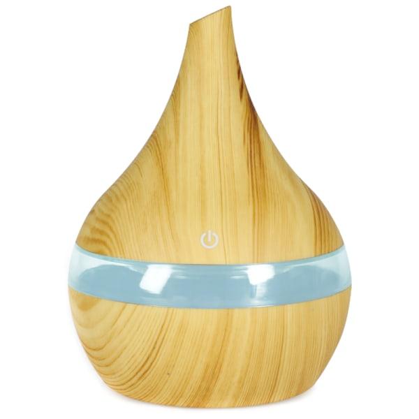300ML Aroma Diffuser, Luftfuktare / Luftfuktare, 7 LED-lampor