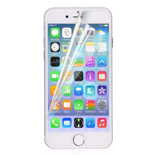 2 x Skärmskydd till iPhone 7+/8+ Transparent iPhone 7+/8+
