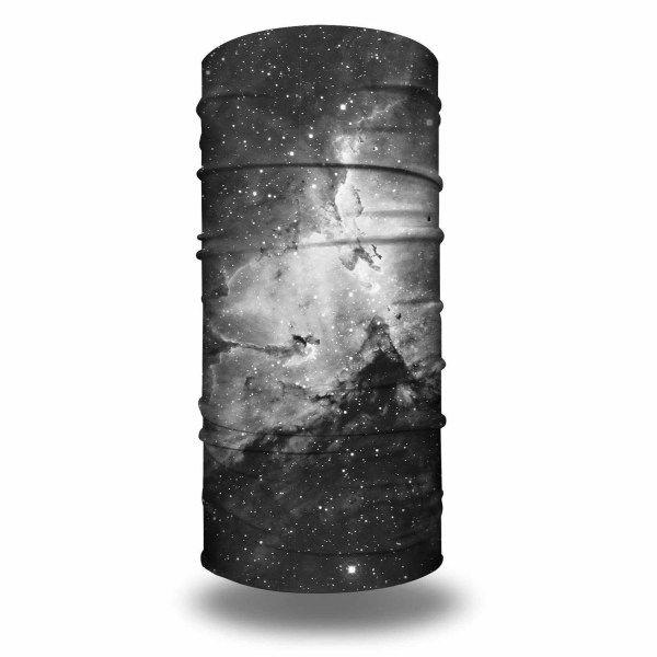 Bandana - Multifunktionsscarfs  grå one size