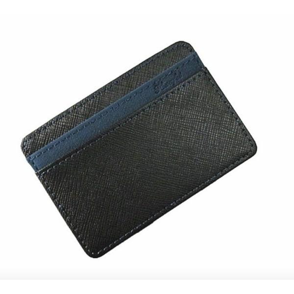 Magisk kortplånbok  Blå one size