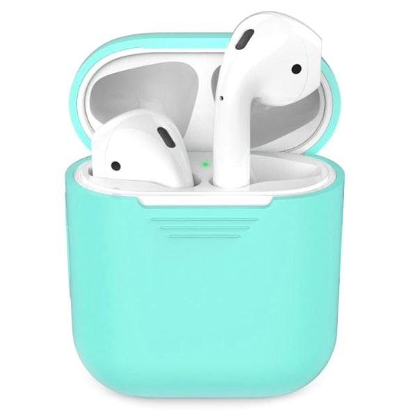 AirPods Silicone Case Cover Protective Green