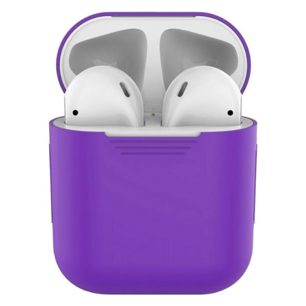 AirPods Silicone Case Cover Protective Black