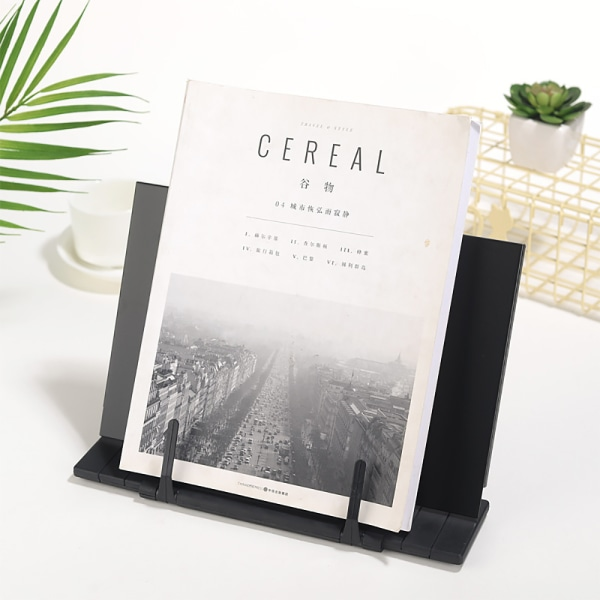 Book Stand Reading Rest Text Book Page Holder