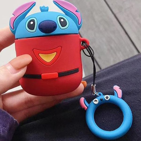 Disney Character Silicone Airpods Case Cover Minnie 1/2 generation